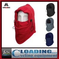 new 6 in 1 unisex bike riding mask for winter skullies cap thicken warm windproof outdoor respirator neckerchief CS headscarves
