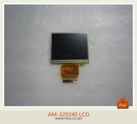Original New 3.5 inch AM-320240 display LCD screen 54pin short cable free shipping