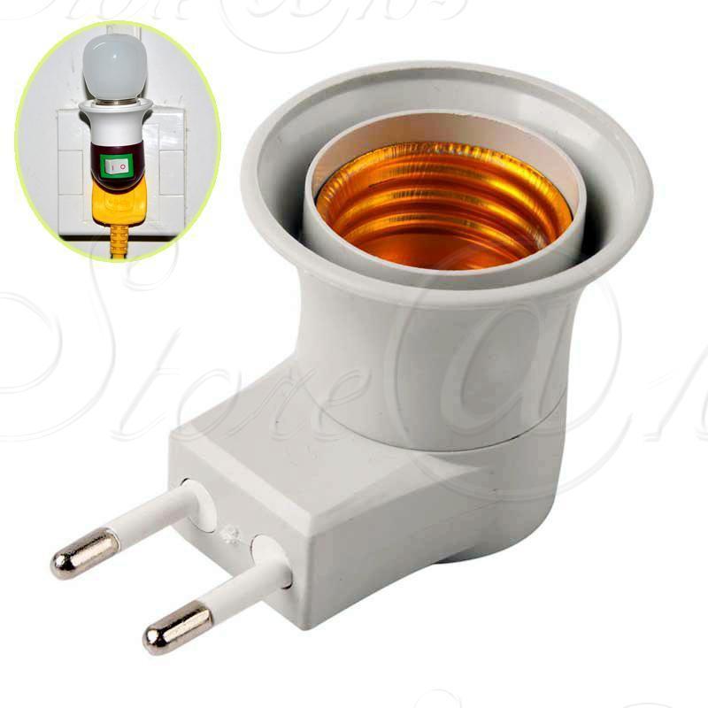 Цоколь лампы Universal 3 x E27 /wht E27 Lamp Holder