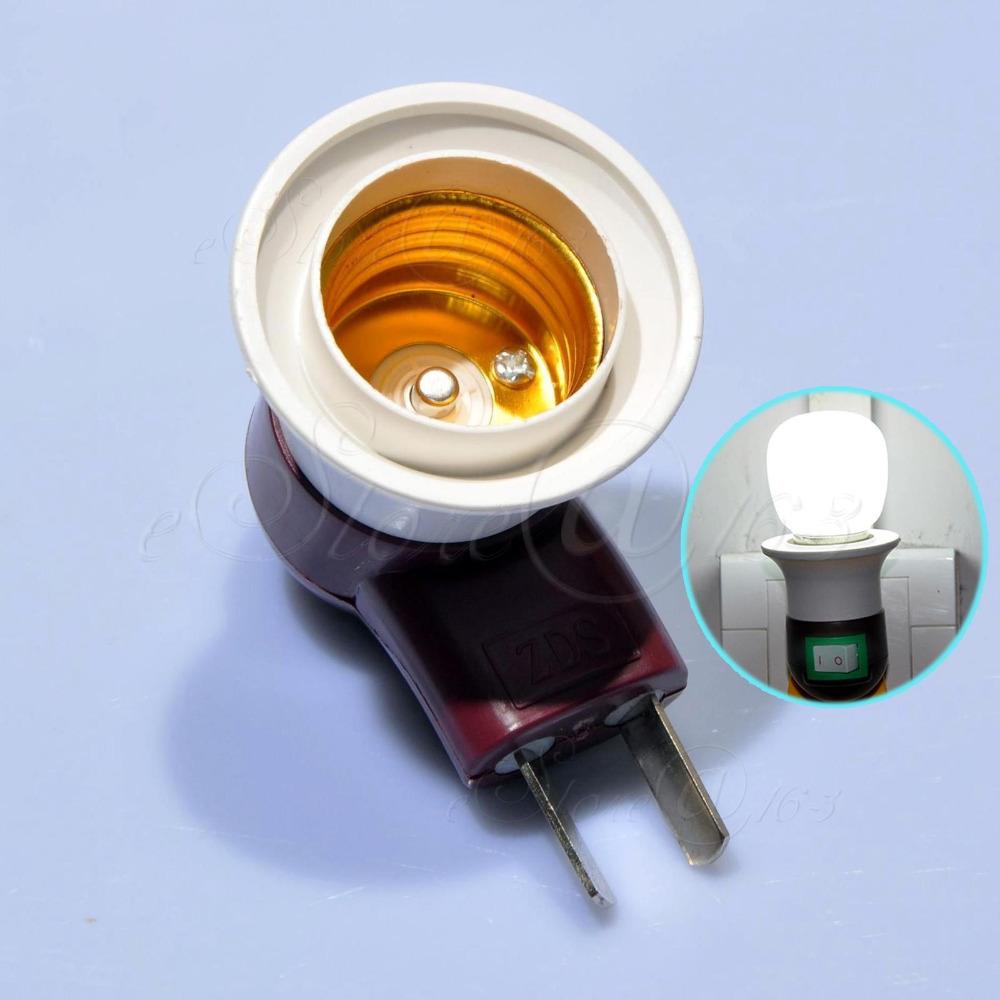 Цоколь лампы Universal 3 x E27 E27 Lamp Holder