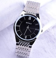 2014 New Christmas gift Fashion Designer Sports Casual Brand Watch Quartz Watches For unisex Stainless Steel WristWatch