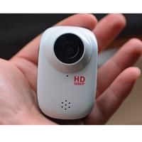Sports camera 1080p hd wide-angle 1200w waterproof bicycle outdoor mini camera