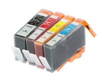 4x ink cartridges HP655  for HP 655 Deskjet Ink Advantage 3525/4615/4625/5525/6520/6525 Printer