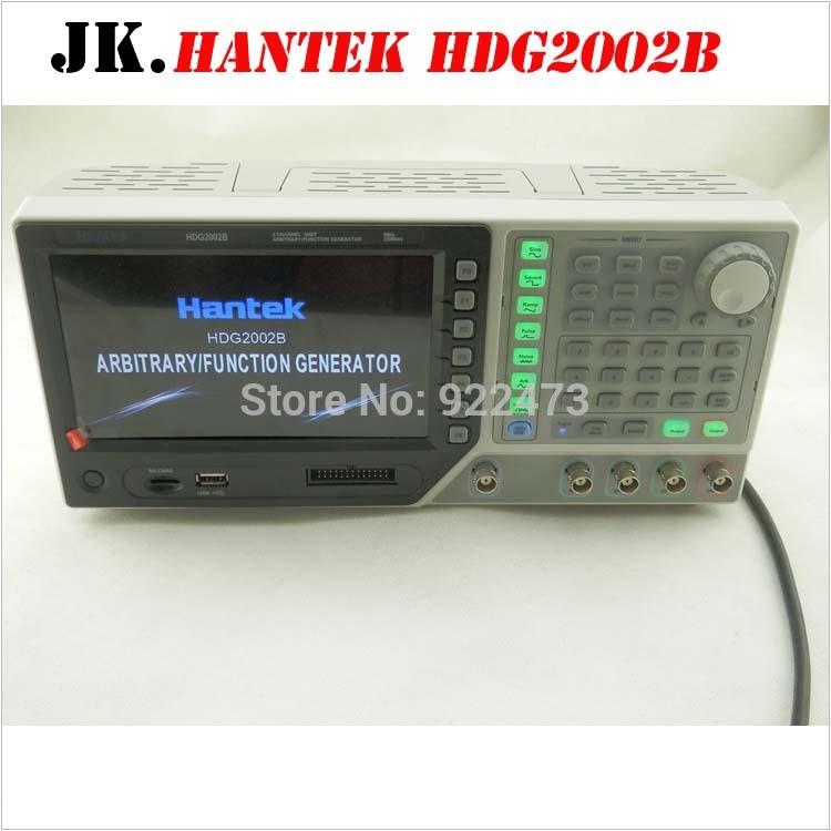 Осциллограф H135 Hantek HDG2002B 64M 5 Frenquency 250MSa/s осциллограф hantek 6022be usb storag 2channels 20 48msa s