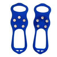 2015 new design blue Ice gripper crampon