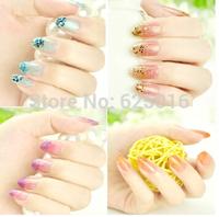 HOT 2014 Colour Women Shellac CND UV Gel Nail Polish  popular Nail Art Polish Enamel 10 Designs Nail Art