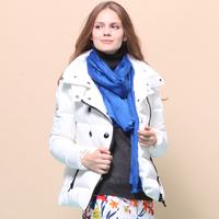 Women's winter outerwear 2014 thickening fashion down coat female short slim design