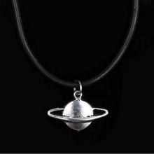 New Tibetan Silver Pentagram Pendant Necklace Choker Charm Black Adjustable Cord Factory Price Handmade Jewlery