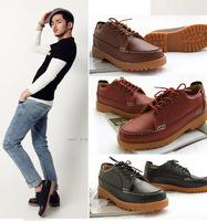 Fashion  men male  skateboarding shoes vintage casual shoes fashion  oxford loafer men's shoeseimo