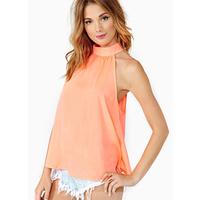 Blusas Cheap Clothes China Casual Shirts Sexy Tropical Shirt Summer Women Tops Holiday Beach Clothing Chiffon Blouse 2015 NZH065