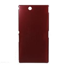 For Xperia Z Ultra XL39H Case Original Brand Hard Cell Phone Cases For Sony Xperia Z Ultra XL39H Smartphone Case + Film + Stylus