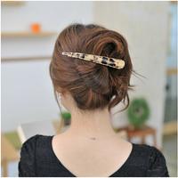 France Luxe 2014  Simple  hair barrette  hair  clips  for  women  headwear   Luxury Hair Accessories