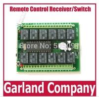 12V Wireless Remote Control Receiver & switch 315Mhz 433.92MH remote code transmitter remote control switch