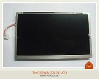 Original New 7inch TORISAN TM070WA-22L01 LCD screen car DVD LCD screen free shipping