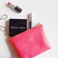Fashion cosmetic bags Travel make up organizer bags and case Zipper pouch purse 16.5*11.2CM