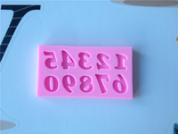 2014 selling high quality digital 0-9 silicone mold,Fondant Cake Decorating Tools,Silicone Soap Mold,Silicone Cake Mold