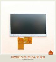 Original New 5''inch Teclast C520VE P display lcd screen HW480272F-2B-0A-30 free shipping