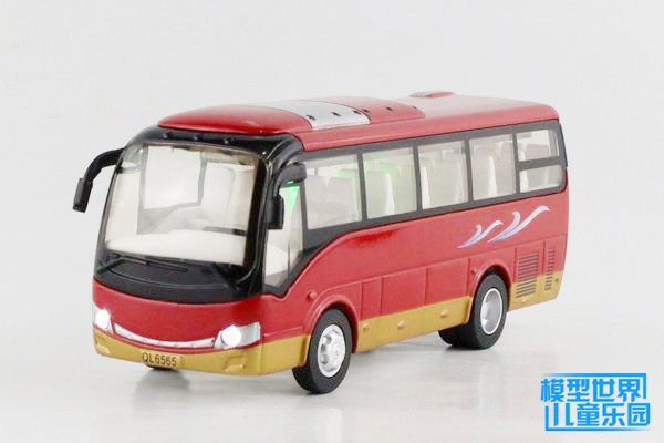 Free shipping Red Alloy model cars toys for the children in school bus pupils in special school bus acousto-optic version back(China (Mainland))