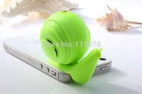 Multi-Colors Loudspeaker Portable Mini Stereo Speaker 3.5mm mobile audio for IPHONE/IPAD/IPOD/MP3/PC