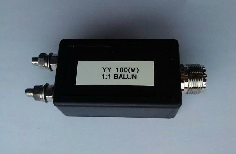Интегральная микросхема HF Amateur 1 yy/100 1:1BALUN m QRP 1:1 1 Balun