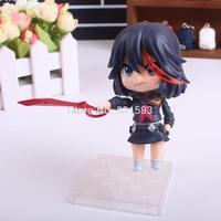 "Nendoroid Figures Cute KILL la KILL Matoi Ryuuko #407 Mini Action Figure PVC Toy Doll 4"""