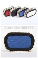 Fashion PU Small  Evening Bags Handbag Fragrant Plaid Hand Clutch Day Clutch Blosas Women's bag 083A