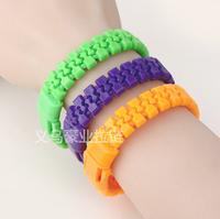 Free shipping 20#  single color zipper bracelets creative bracelet Hot sale zipper jewelry wholesale