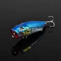 "1pc Top Quality Fishing Lures Fishing Bait 2.7""-6.86cm/8.87g-0.313oz Minnow fishing bait 1 color fishing tackle freeship"