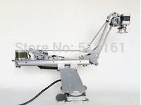 Numerical control mechanical arm/Harmonic reducer/Stepper motor/Four shaft palletizing robot manipulator
