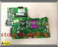 original  Laptop MOTHERBOARD FOR TOSHIBA Satellite C650 C655  V000225020  6050A2355301-MB-A03 100% Test ok