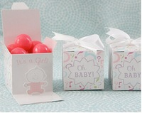 """It's a Girl """"Oh BABY!"""" Gift box for Baby Shower"""