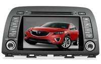 """2Din All in one 8""""Car DVD GPS Player For Mazda CX5 with Navigation TV Ipod Radio RDS Bluetooth SD/USB Free GPS Map+Free shipping"""