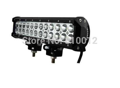 NEW Hot! LED DRIVING LIGHTS Cree LED 4590lum 54W 9inch LED Light bar light bar Off-road LED Work LightBar For SUV Truck KF-B1006(China (Mainland))