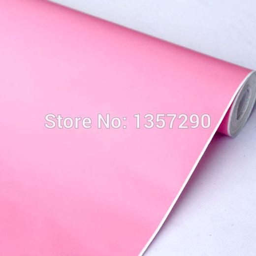 Solid color self adhesive wall paper(China (Mainland))