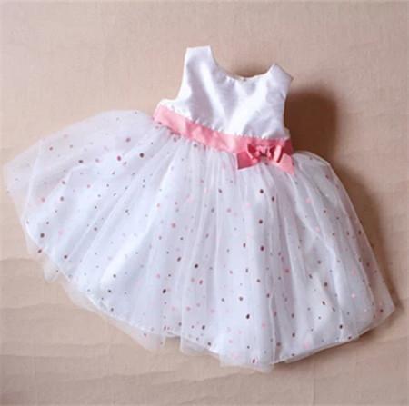 Праздничное платье для ребенка своими руками 73