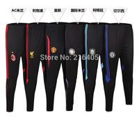 size L-4XL MEN soccer training pants football pants Brand men sport jogging pants outdoor Riding sweatpants BRANF NEW