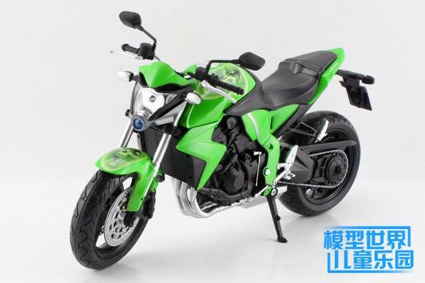 Free Shipping Green Alloy motorcycle 1:12 Honda HONDA CB1000R hornet exquisite gift(China (Mainland))