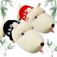 2014 Newest Car Accessories Decoration Purify Radiation Car Air Freshener Dog Bamboo Charcoal Bag Air Bamboo Charcoal Bag