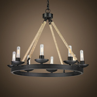 2015 European and American creative living room chandelier  8128D8