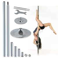 Girl Pole Dancing Equipment With Pole For Home Room Strength Training Apparatus Steel pipe