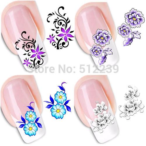 Наклейки для ногтей New Brand 50 DIY xf1101/1150 XF1101-1150 наклейки для ногтей brand new 50 3d fimo diy n a