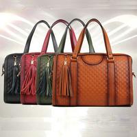 2015 New Women Leather Handbag Fashion Shoulder Bag Genuine Leather Women Messenger Bags Crossbody Bag Vintage Tote Bolsas