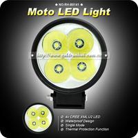Free DHL 10pc/Lot 2 Inch 30W 3600LM CREE XM-L2 Led Work Light Bar Spot Off road Boat Lamp UTE ATV