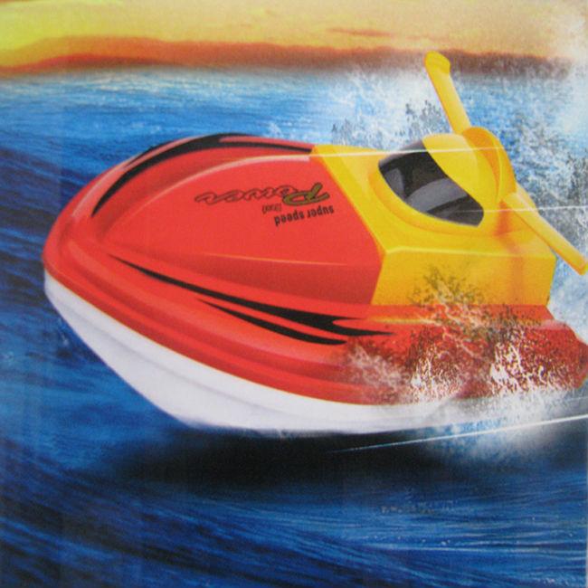 лодка на радио управление