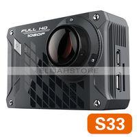 Action Sport Cameras Sport DV S33 Action Camera Diving 30m Waterproof Camera 1080P Full HD Helmet Camera Underwater
