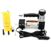 Tirol T21556a High Volume Portable Super Flow 12V100PSI Car Pump Air Compressor/ Auto Electric Tire Inflator Free Shipping