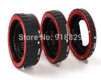 Free Shipping   Metal Mount Auto Focus AF Macro Extension Tube for Kenko Canon EF-S Lens T5i T4i T3i T2i 100D 60D 70D 550D 600D