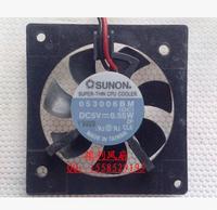 Construction of quasi SUNON 053006BM 5V 0.55W 2 line graphics notebook fan
