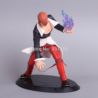 KOF Figures The King of the Fighters Yagami Iori Action Figure Collectible PVC Toy