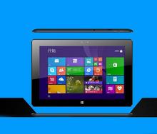 New Arrival  Window 8.1 Intel 3735 Quad Core Tablet PC 64bit CPU 2GB/ 32GB Retina Screen 1280*800 Bluetooth HDMI